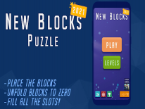 New Blocks - Folding Puzzle: Truques e codigos