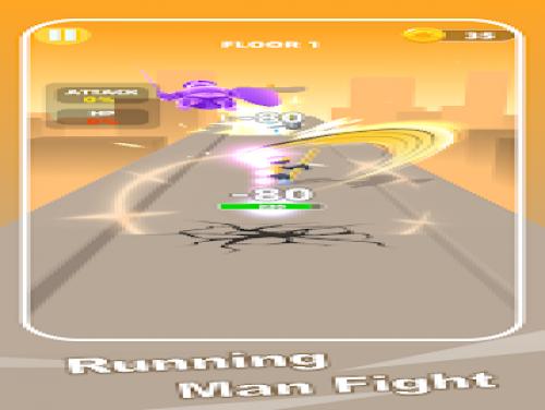Running Man Fight: Trama del Gioco