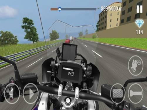 Traffic Moto: Trama del Gioco