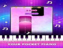 Magic Pink Tiles: Piano Game: Коды и коды