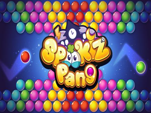 SPOOKIZ PANG: Bubble Shooting: Trama del Gioco