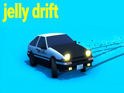Jelly Drift: Trama del Gioco