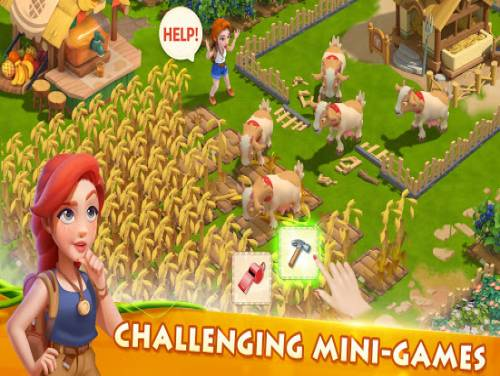 Family Farm Adventure: Trama del Gioco