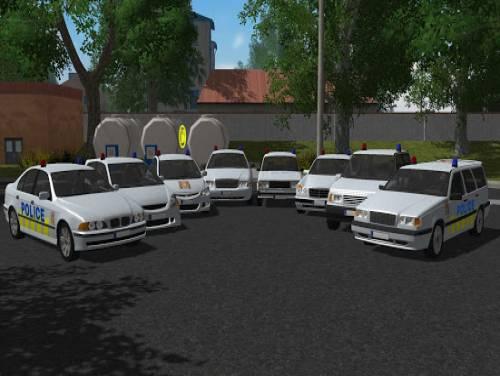 Police Patrol Simulator: Enredo do jogo