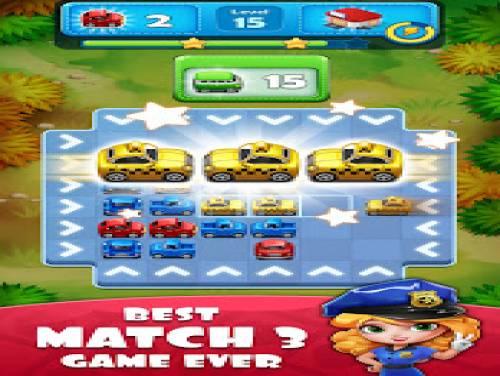 Traffic Jam Car Puzzle Legend Match 3 Puzzle Game: Trama del Gioco