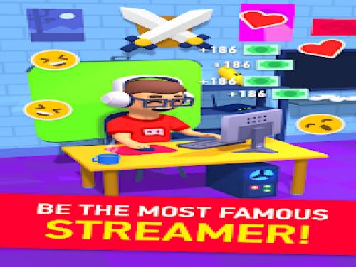 Idle Streamer-Nuova celebrità di internet: Сюжет игры