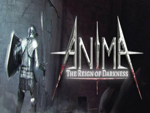 Anima: The Reign of Darknes: Trama del juego