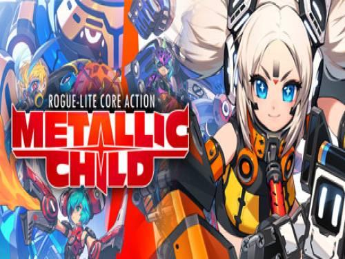 Metallic Child: Verhaal van het Spel