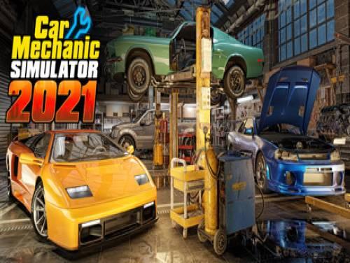 Car Mechanic Simulator 2021: Videospiele Grundstück