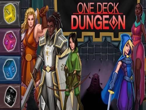 One Deck Dungeon: Verhaal van het Spel