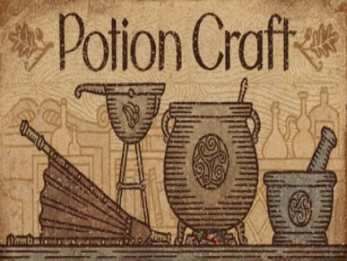 Potion Craft: Alchemist Simulator: Trame du jeu