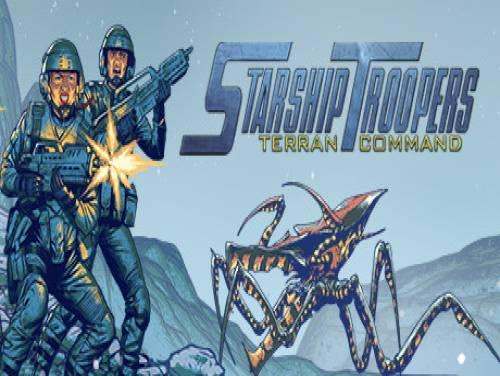 Starship Troopers: Terran Command: Enredo do jogo