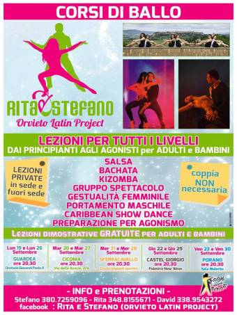 Orvieto Latin Project