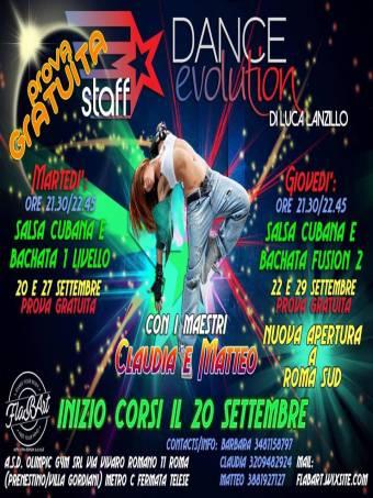 Dance Evolution